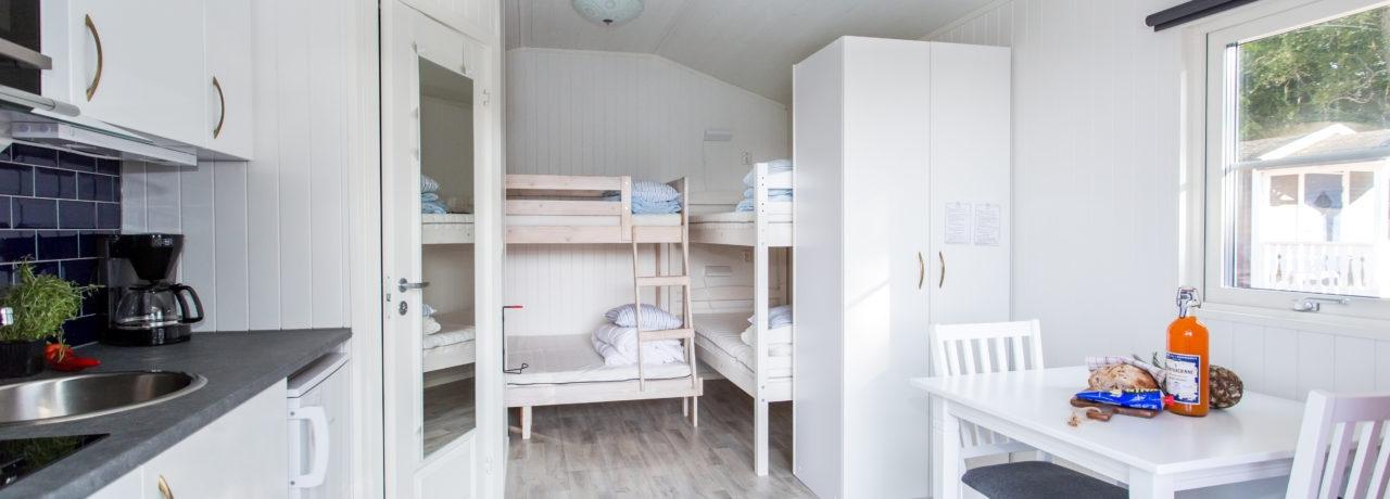 Camping i Visby Gotland
